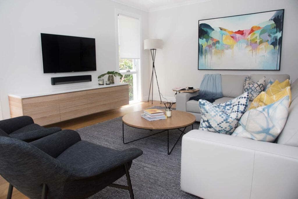 Lindfield Home Lounge Room