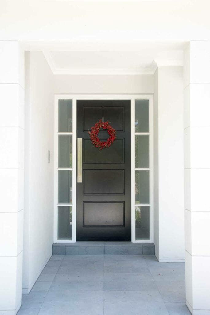 Lindfield Home External, Door Detail