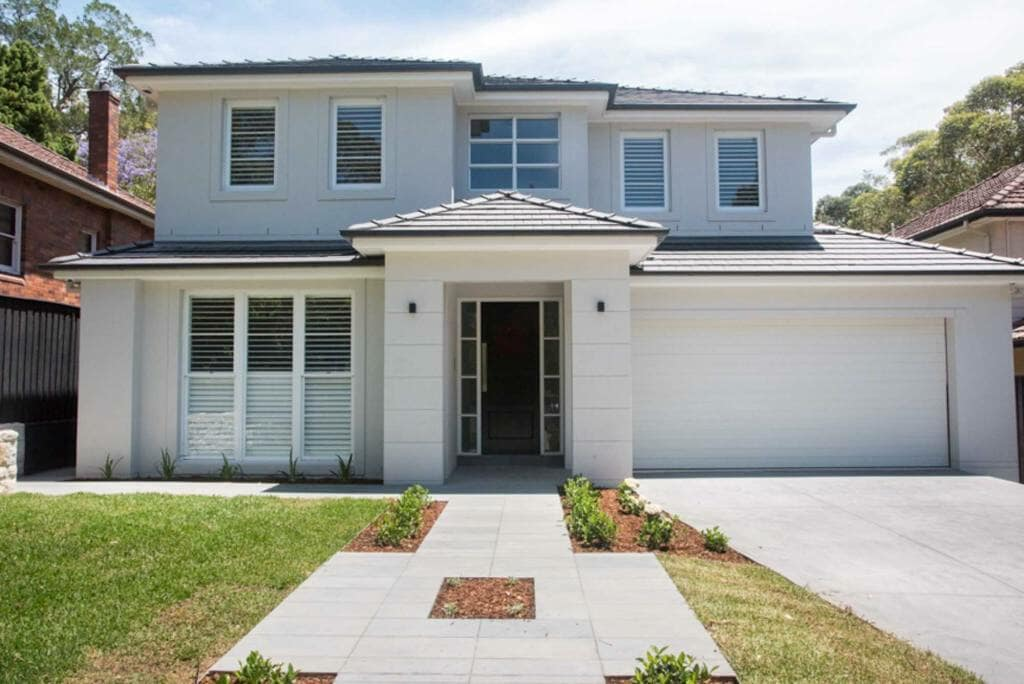 Lindfield Home External