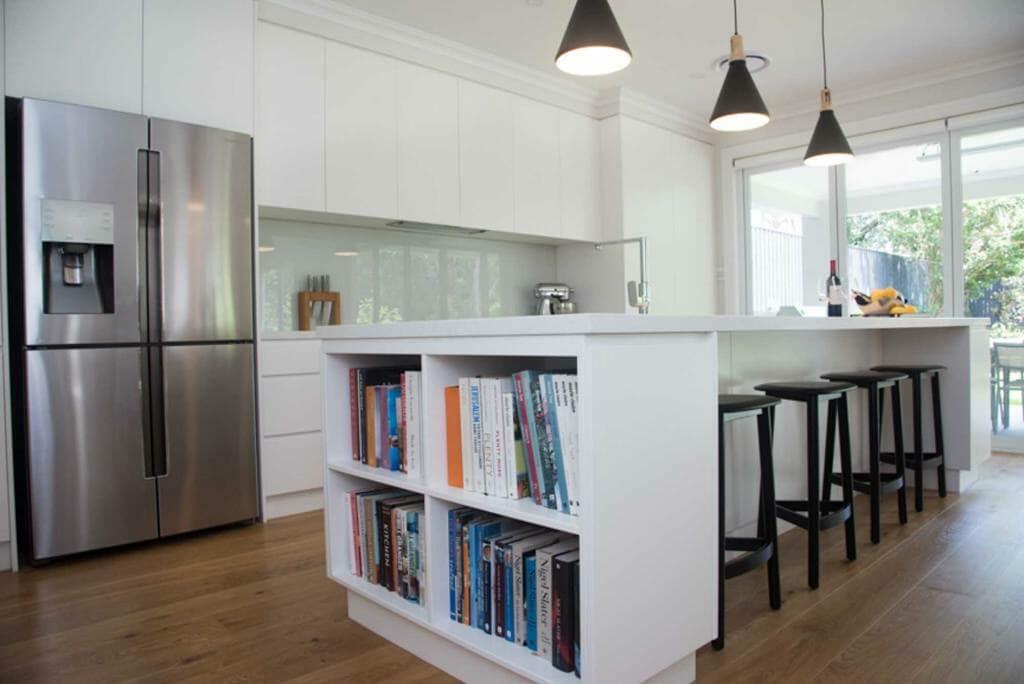 Lindfield Home - Open Plan Kitchen & Storage