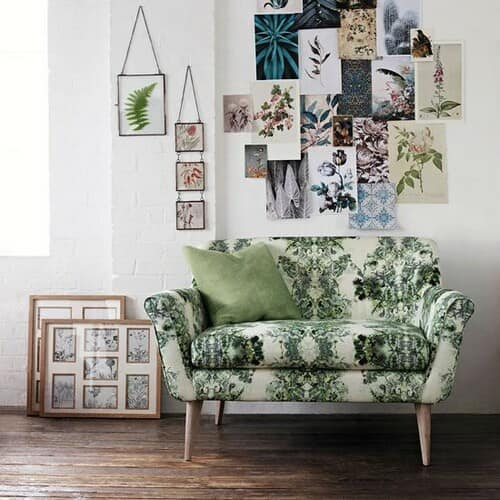 Fab florals and leaf prints
