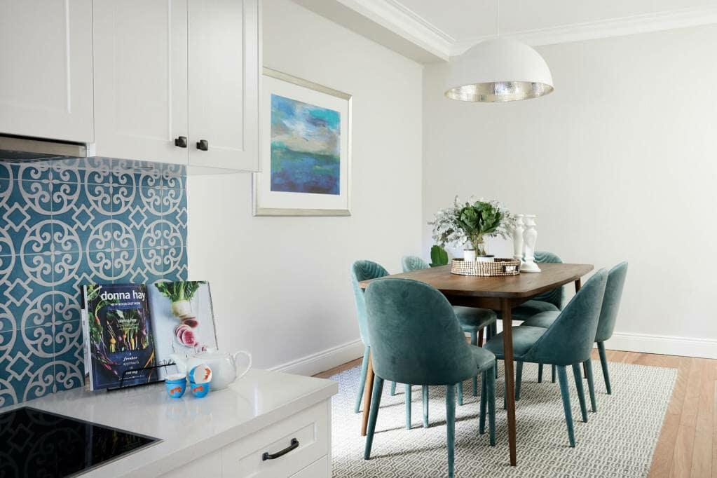 Rozelle Terrace - Kitchen & Dining