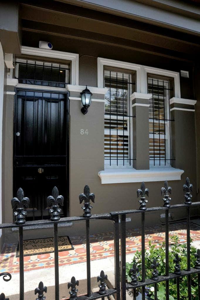 Paddington Terrace - External