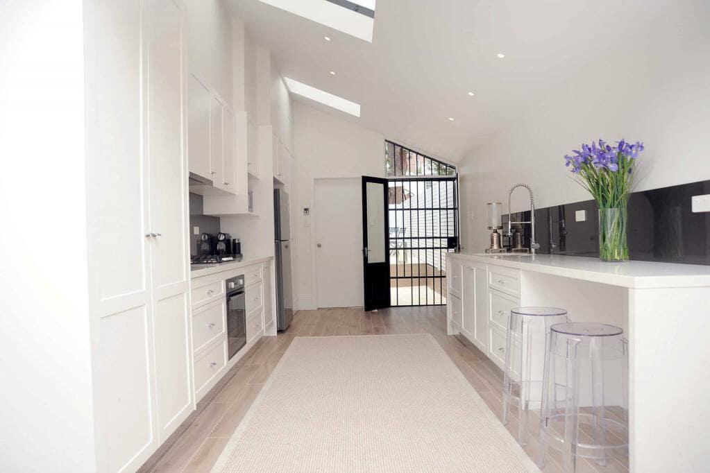 Paddington Terrace - Kitchen
