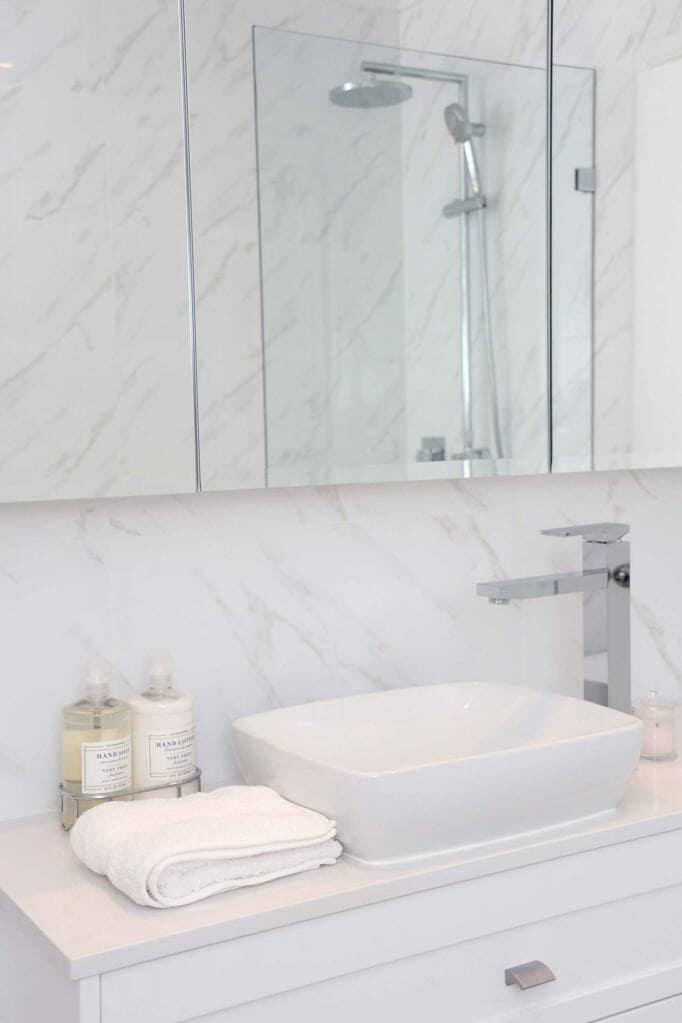 Paddington Terrace - Bathroom