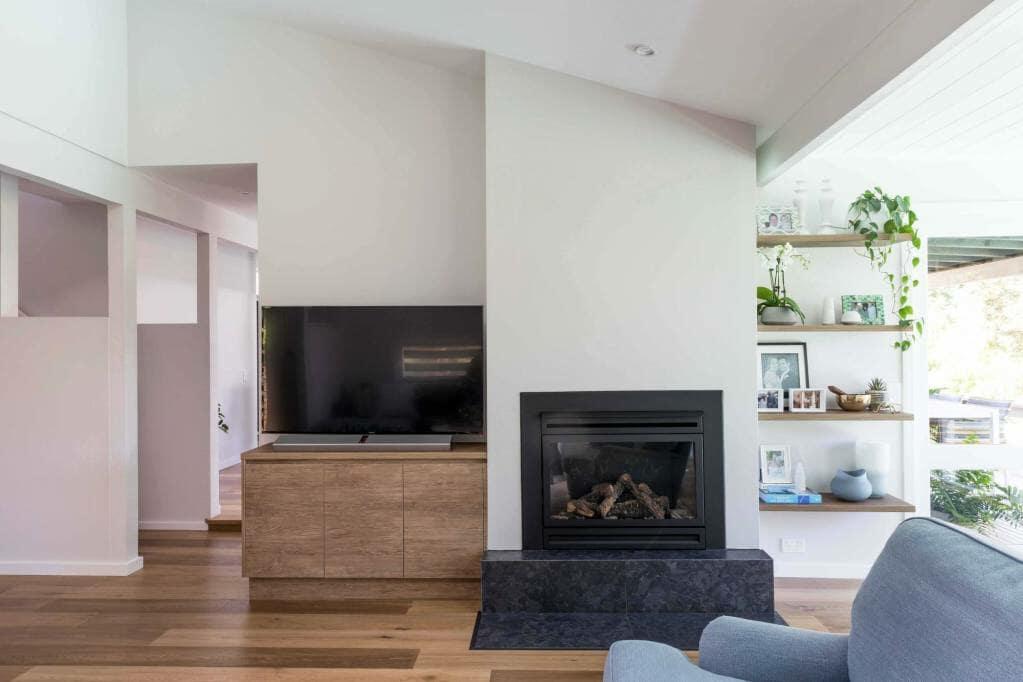 Wahroonga Home - Lounge & Dining room