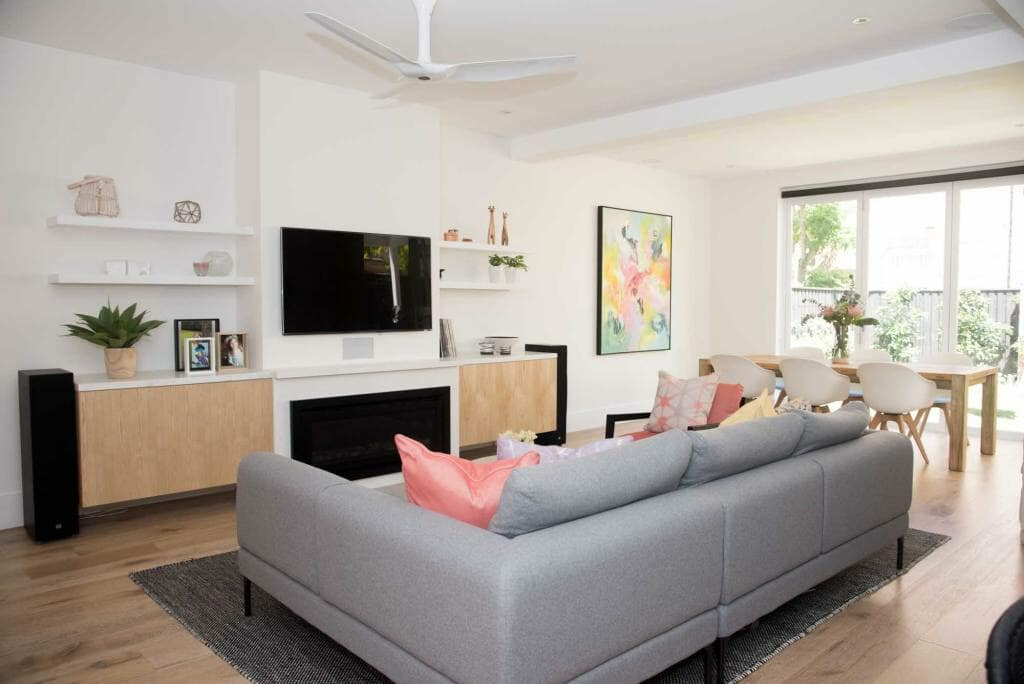 Randwick Home Lounge Room