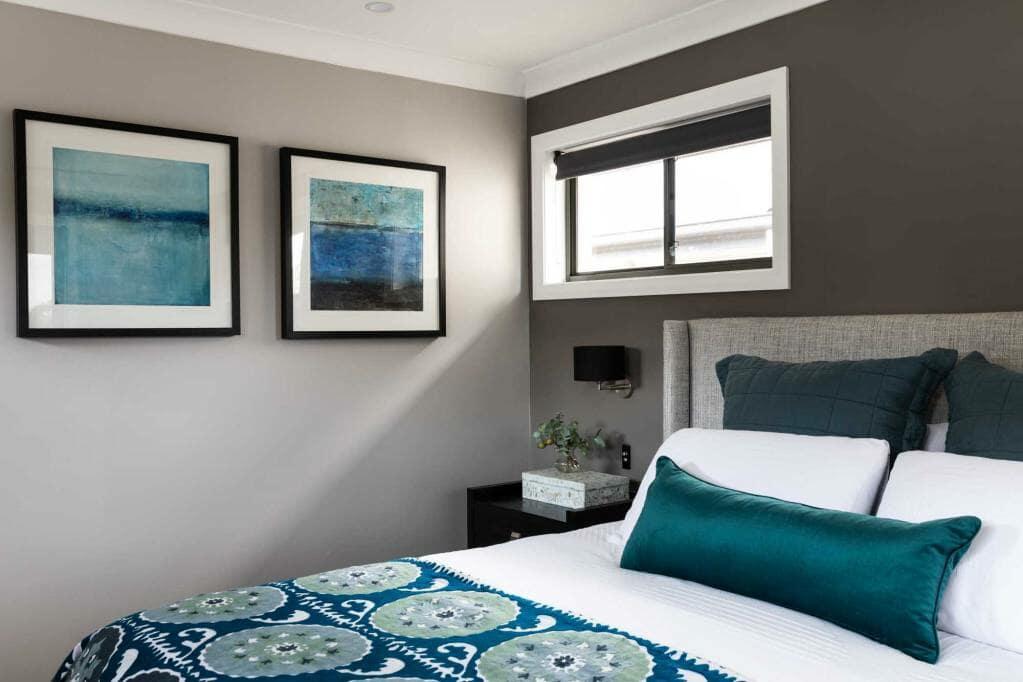 Riverview Home Master Bedroom