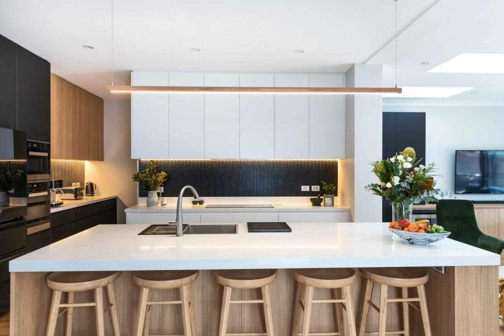 Riverview Home Kitchen
