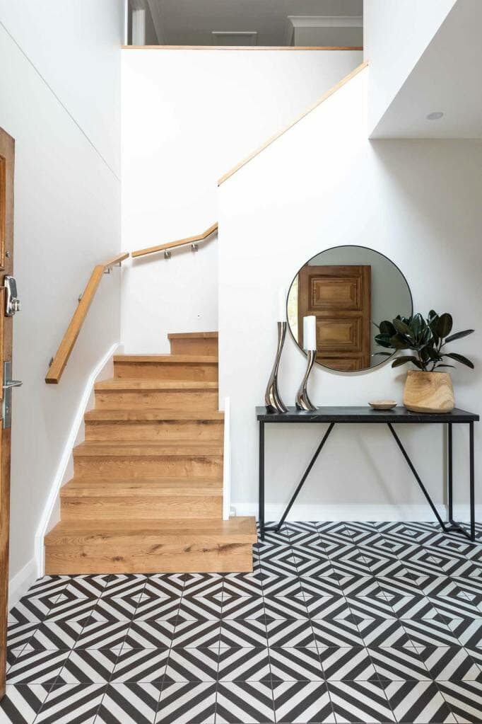 Riverview Home Hallway