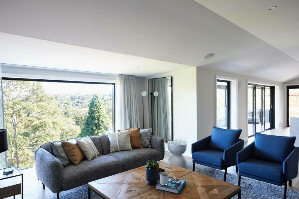 Forestville lounge room