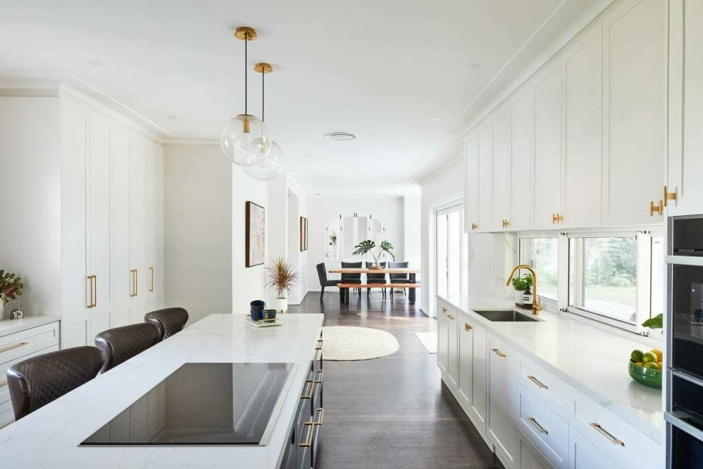 Beecroft kitchen and dining