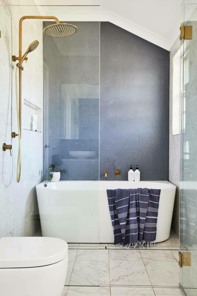 Beecroft Ensuite bath
