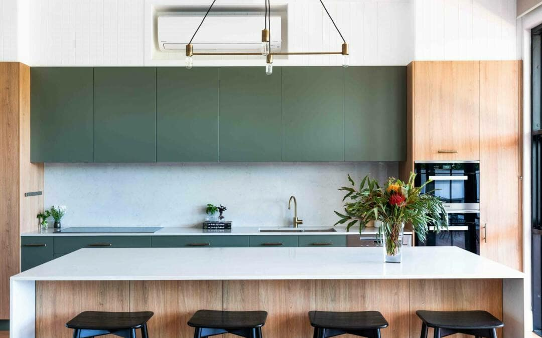 DESIGNING WITH COLOUR IN KITCHENS